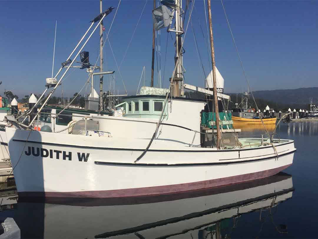 Commercial Fishing Boat Permit Package