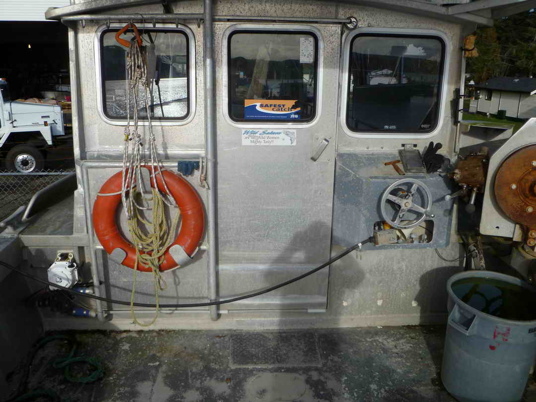 Northwest Aluminum Craft Crab Prawn Boat image 12