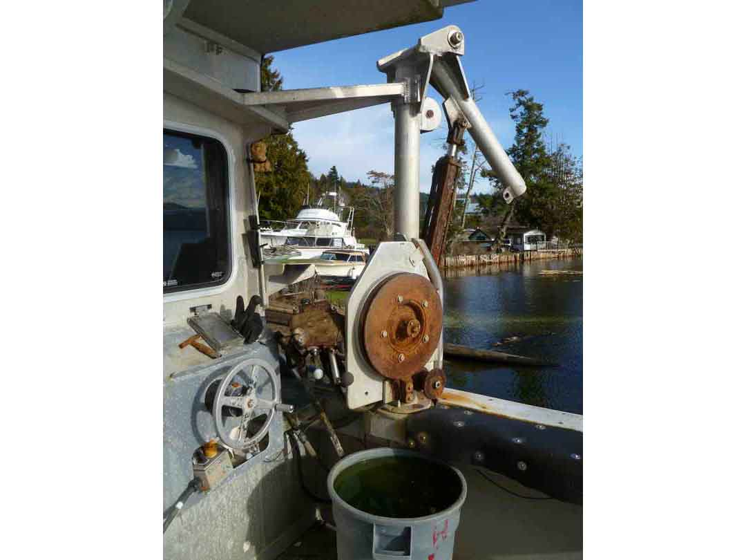 Northwest Aluminum Craft Crab Prawn Boat image 13