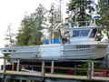 Northwest Aluminum Craft Crab Prawn Boat thumbnail image 0