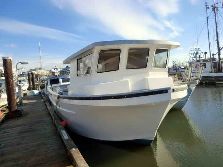 Commercial crab boats for sale crab boat sales for Crab fishing boats for sale