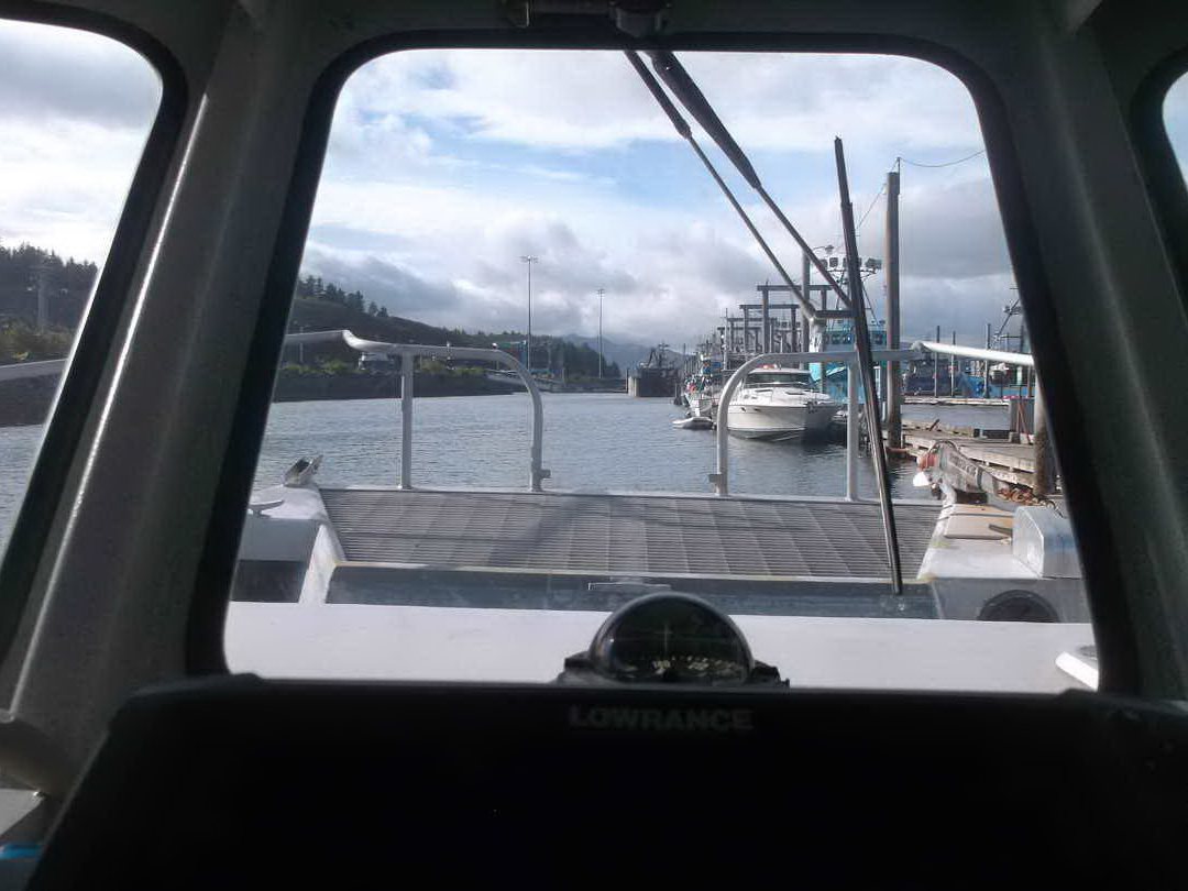 Aluminum Pilothouse Fishing Charter image 13