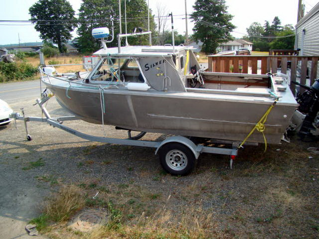 Sport Fishing Commuter Boat image 0