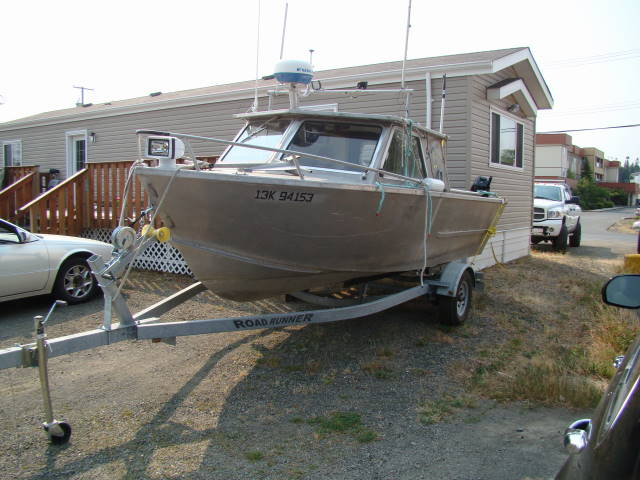 Sport Fishing Commuter Boat image 1