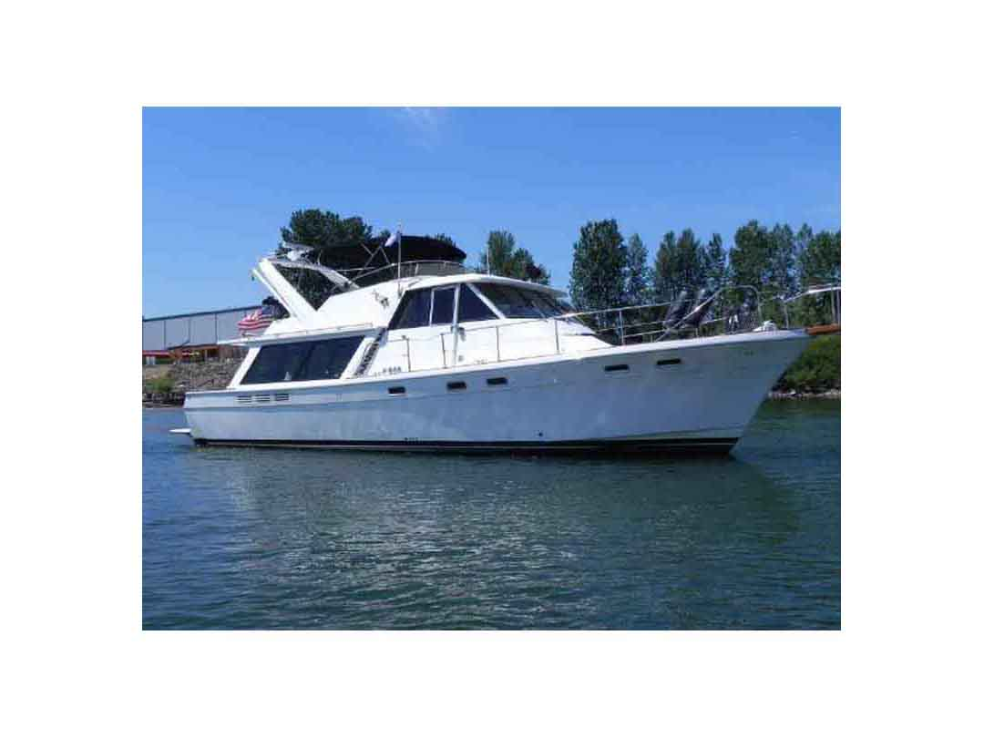 Bayliner Pilothouse Yacht image 0