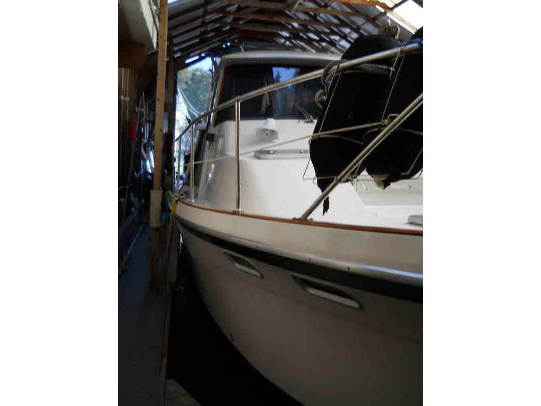 Bayliner Pilothouse Yacht image 2