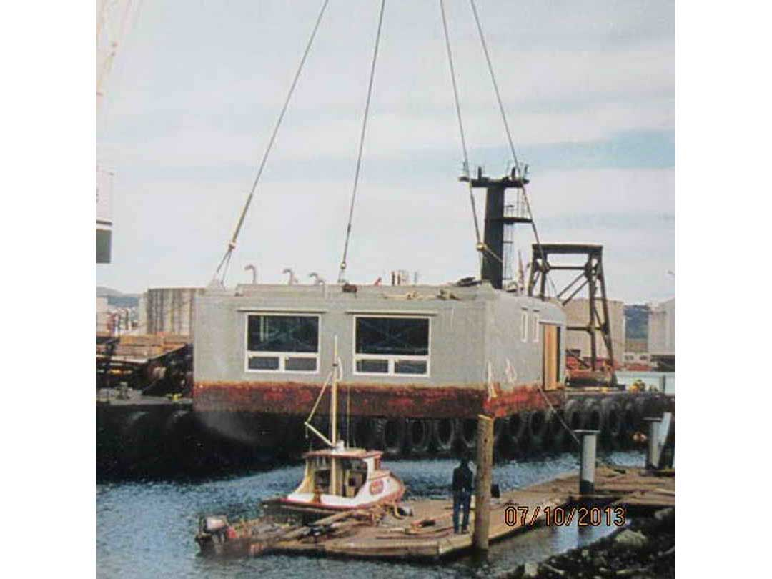 Steel Floating Home image 4