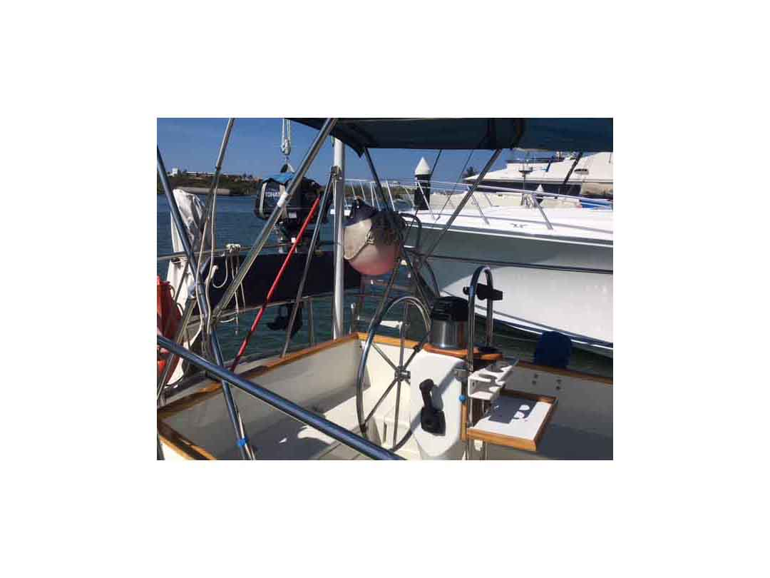 De Kleer Cutter Sailboat image 6