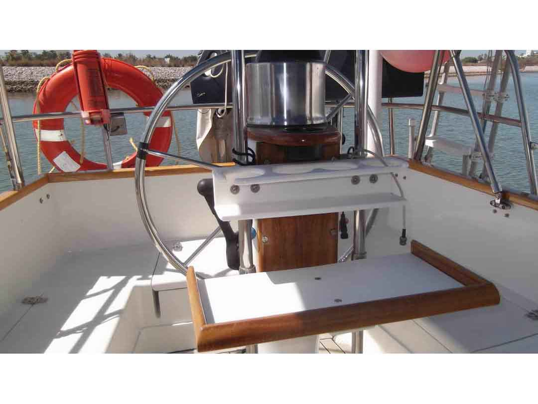 De Kleer Cutter Sailboat image 7