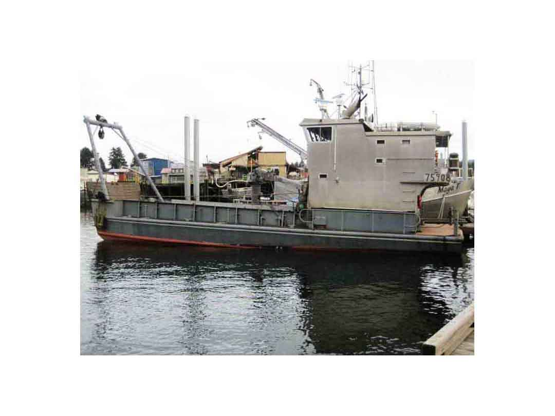 Cargo Barge Landing Craft image 0