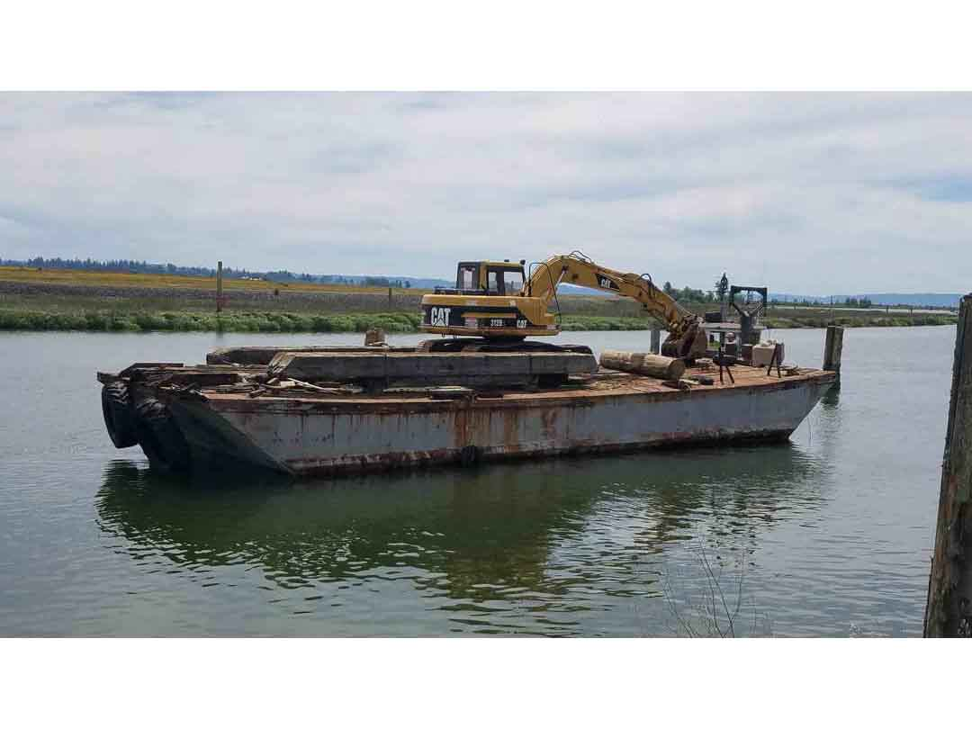 Steel Barges image 10