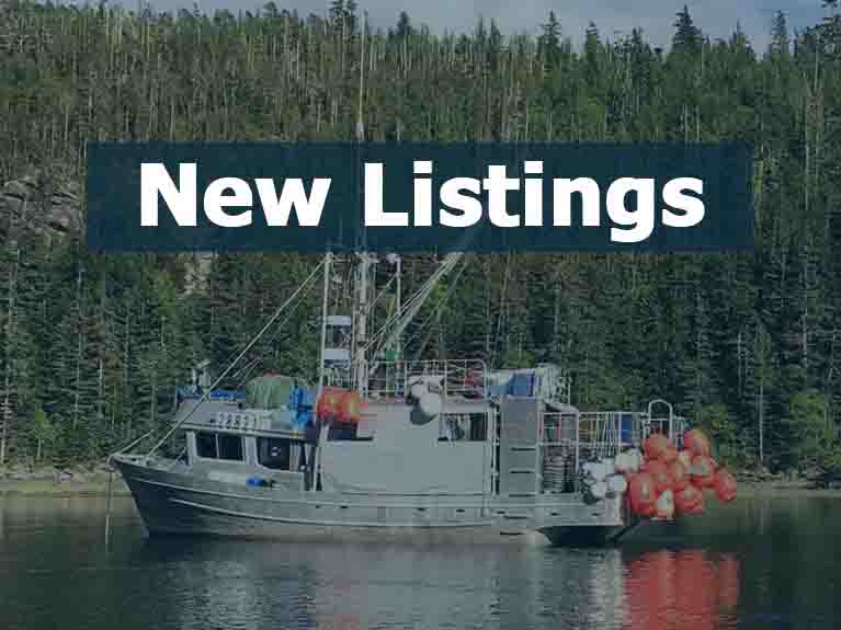 Used Commercial Fishing Boats For Sale - New Listings